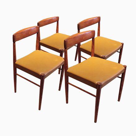 Dänische Mid Century Palisander Esszimmerstühle Von H.W. Klein Für Bra...  Jetzt Bestellen Unter: Https://moebel.ladendirekt.de/kueche Und Esszimmer/stuehle   ...