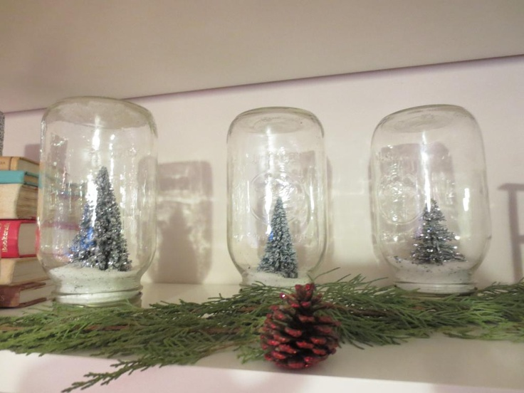 DIY Christmas Decorations try put a picture in it