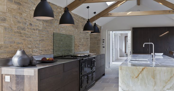 Designers of bespoke luxury kitchens and interior architecture in Gloucestershire - Artichoke, Somerset, UK