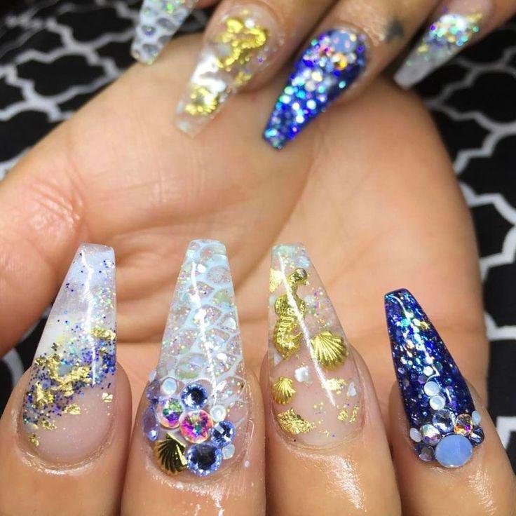 Mejores 60 imágenes de elegant nails en Pinterest | Arte de uñas ...