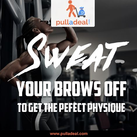 Explore pulladeal.com for ‪#‎BestDeals‬ on ‪#‎best‬ gyms in Delhi/NCR
