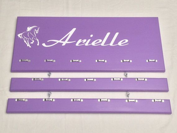 Custom Display Board Rack for Horse Show/Dog by AMCWoodcrafts