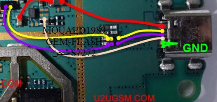 Samsung Galaxy Ace 3 S7272 Usb Charging Problem Solution
