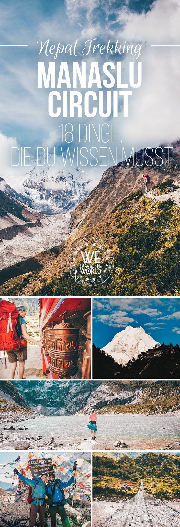 Asien Reisetipps – Nepal Reise: Alles was du für den Manaslu Circuit oder Manaslu Runde wissen musst. Plane deinen perfekten Nepal Urlaub! #reisetipps #nepal #asien #outdoor #berge