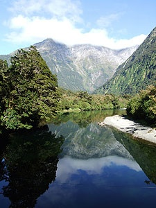 "Milford Track - New Zealand  ""The Finest Walk in the World"" - I would love to do this walk!"