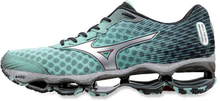 Mizuno Female Wave Prophecy 4 Road-Running Shoes - Women's
