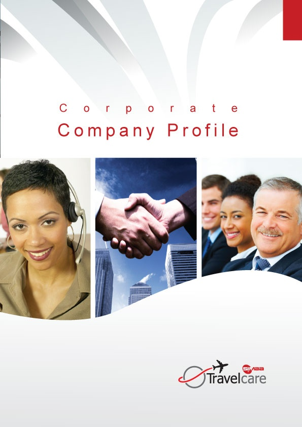 29 best company profile images on Pinterest Company profile - company profile template word format