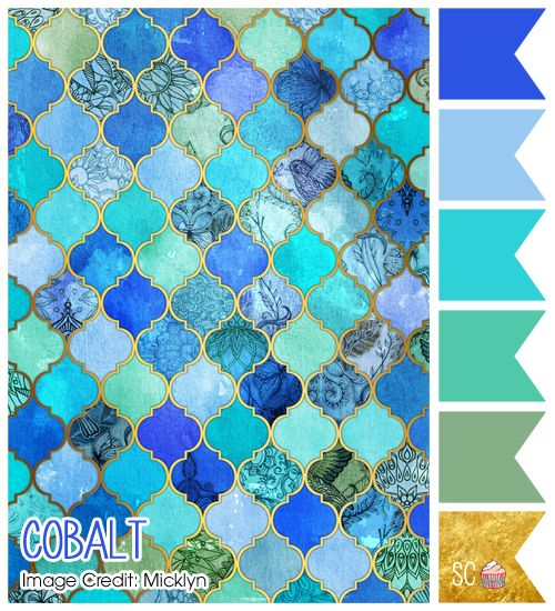 Cobalt Blue Color Swatch Www Pixshark Com Images