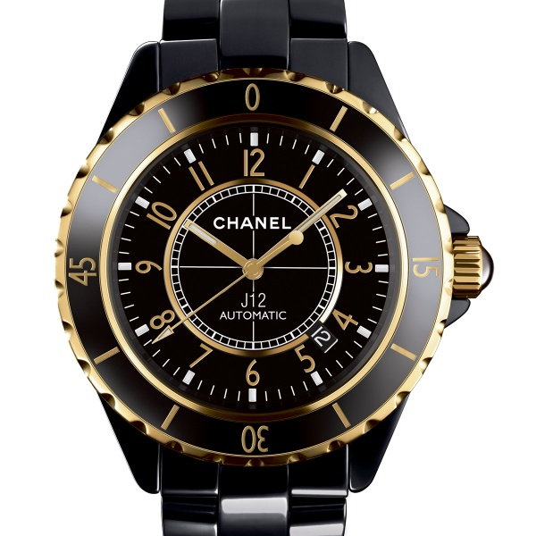 72 best images about chanel j12 ❤ rose gold chanel j12 ceramic black and gold watch