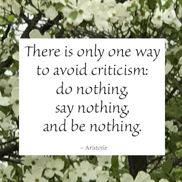 an essay on criticism quotes Criticism quotes from brainyquote, an extensive collection of quotations by famous authors, celebrities, and newsmakers.