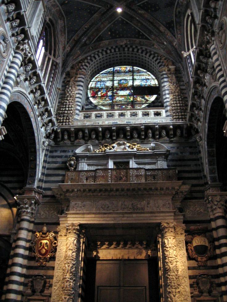 Siena: S.M. cathedral - Photo: Beata B.