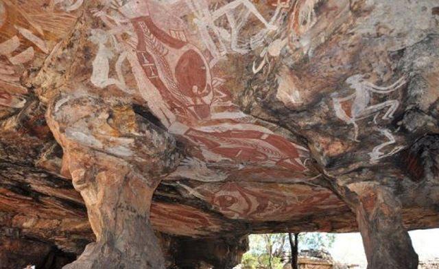 Dampier archipelago rock art