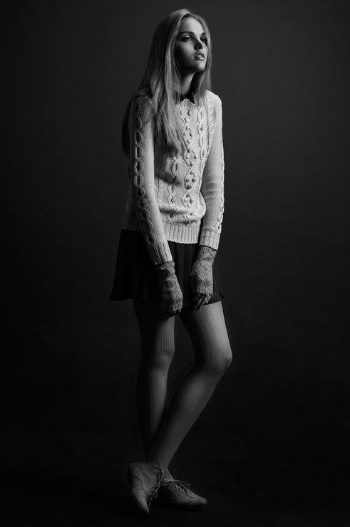 by ©Juanma Blanco Test shoot model test