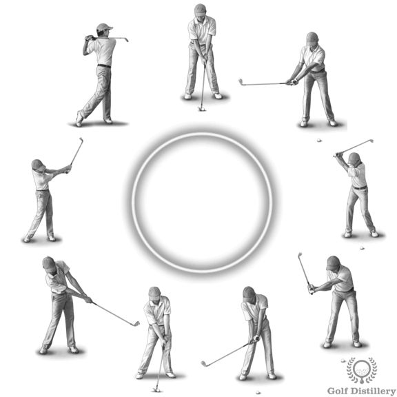 Remember to execute your swing using a 'good' tempo. This is in contrast to moving from one swing sequence to the next suddenly or abruptly.