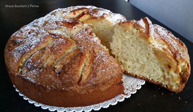 Adoro le torte di mele in generale, e questa è una delle mie ricette preferite: la torta di mele supermorbida Bimby è una torta di mele piuttosto classica,