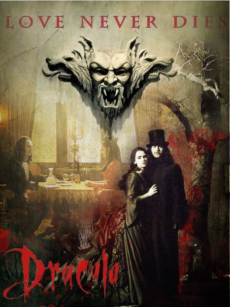 home page dracula Bram Stoker's movie nº61