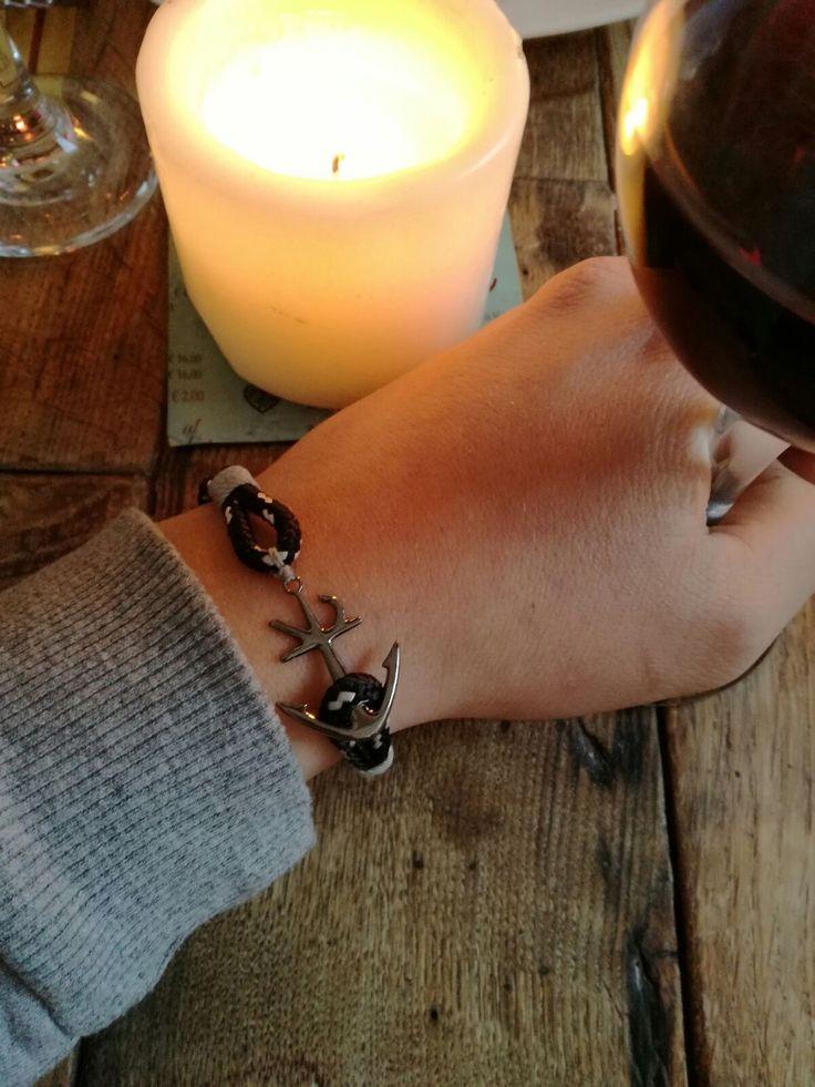 Handgemachte Anker Armbänder aus reinem 925 Sterling Silber. Kaufen Sie einfach beste Qualität bei uns! #anchorbracelet #bracelet #jewellery #jewelry #quality #handmade #style #fashion #austria