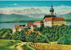 Vintage POSTCARD Kloster Andechs Mit Ammersee und …