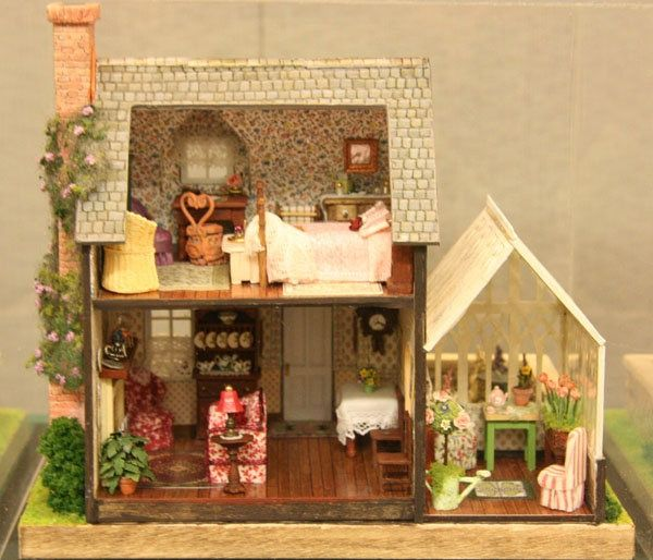 Dollhouse Miniatures In Las Vegas: 231 Best Images About Agatha Christie On Pinterest