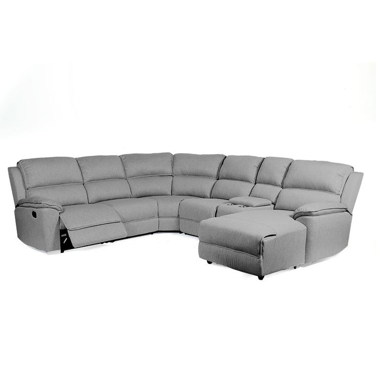 Panorama 5 Seater Modular with Chaise