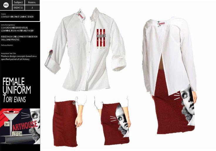 Assignment 3 - Female Uniform