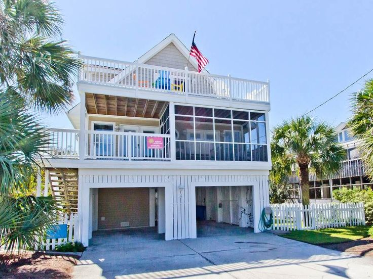 House vacation rental in tybee island from for Cabin rentals near savannah ga