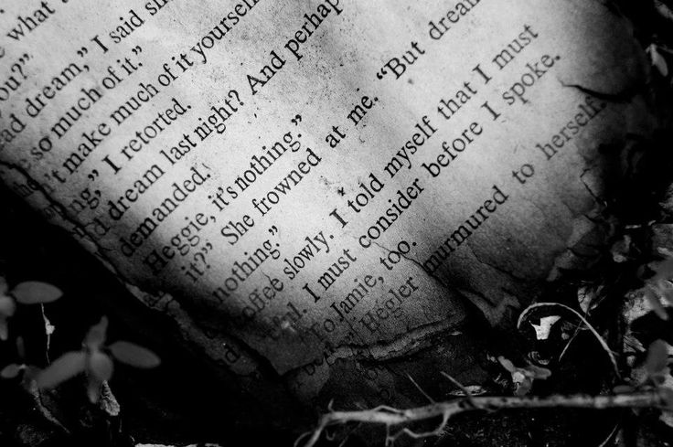 Burnt Pages