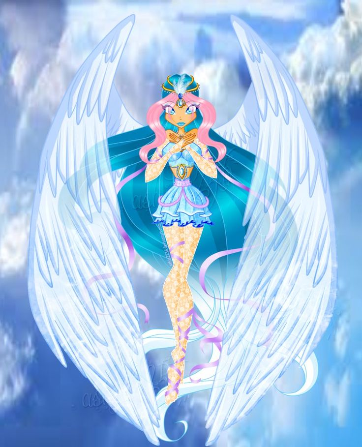 картинки винкс ангел