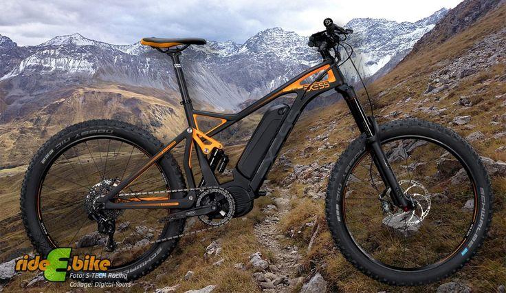 """EXESS - Kurz vor dem Nikolaustag hat mich eine Mail erreicht: """"…hätten Sie Interesse, unser neues E-Bike in Ihrem Online-Magazin rideE.bike vorzustellen?"""""""