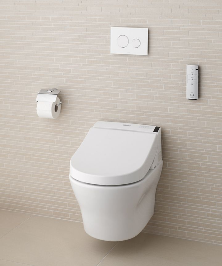 gl toto washlet the ideal combination for a perfect hygiene - Toto Bidet