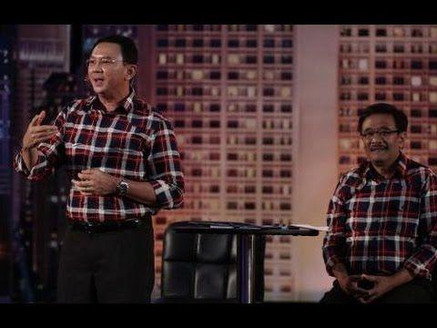 Debat Pilkada DKI | Jawaban AHOK Tentang Penggusuran Bikin Anies Dan Agu...