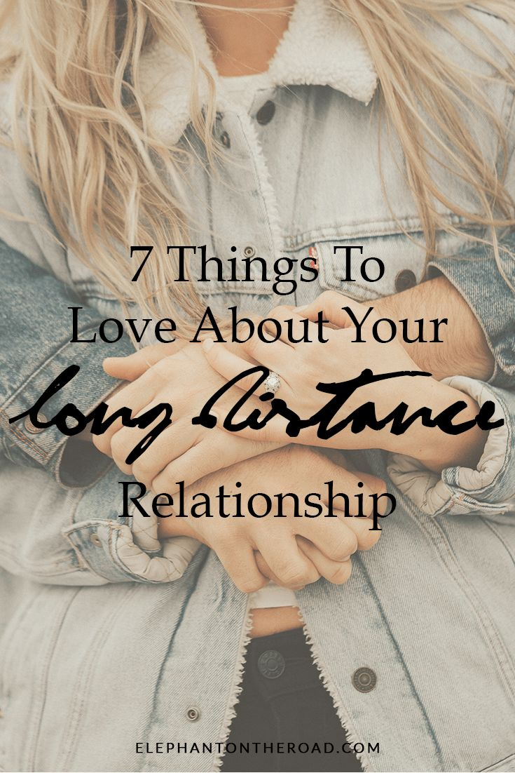 7 Things To Love About Your Long Distance Relationship. Relationship tips. LDR. Long distance relationships. Elephant on the Road.
