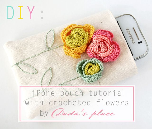 22 best images about crochet free flowers in a row on ...