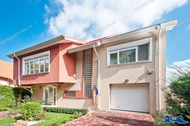 PROACTIV Imobiliare propune clientilor interesati o vila foarte frumoasa situata intr-o zona linistita a orasului Galati (Gradina Publica)