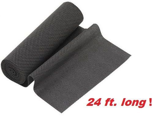 Tool Box Liner Non Sip Lining Drawer Padded Shelf Cabinet Foam Rubber Roll 24 ft #DB