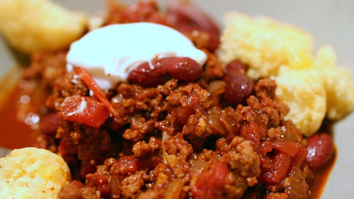 Red Bean Chili | Food | Pinterest
