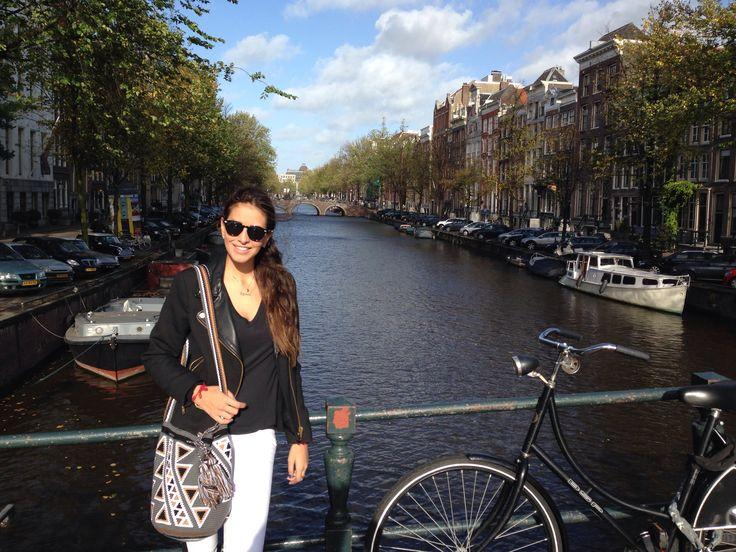 Amsterdam mochila love