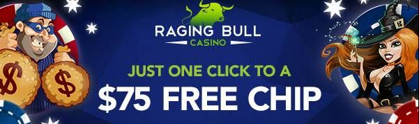 raging bull no deposit codes 2020