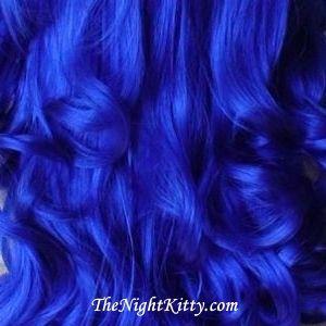 Dark blue hair dye for sale - TheNightKitty.com
