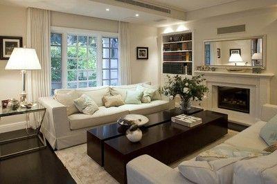 inredning vardagsrum varma färger - Sök på Google