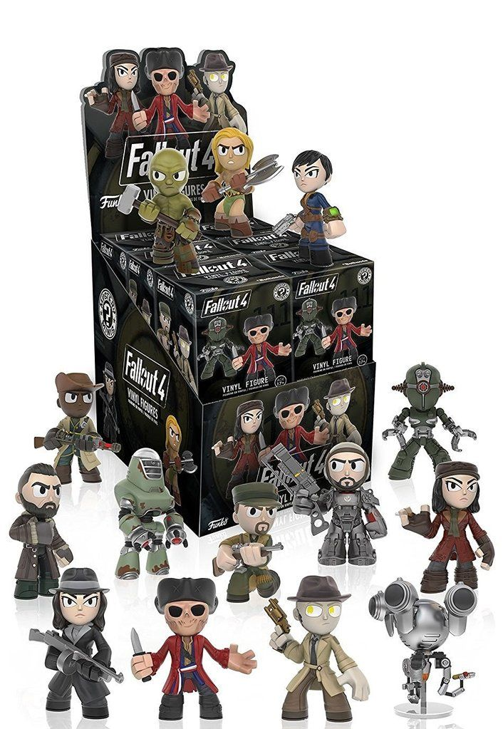 Funko Mystery Mini: Fallout 4 - One Mystery Figure Action Figure