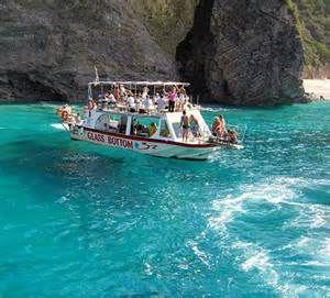 Corfu Glass Bottom Boat Day Trip