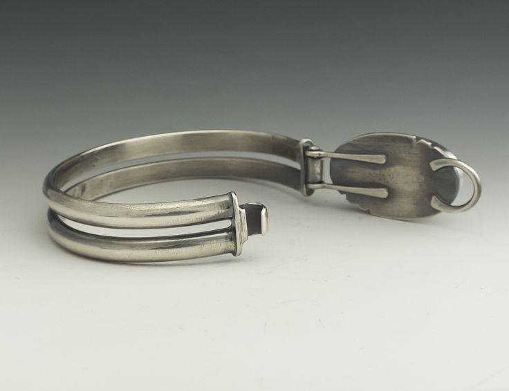 LjBjewelry - Turquoise & Sterling Silver Bracelet