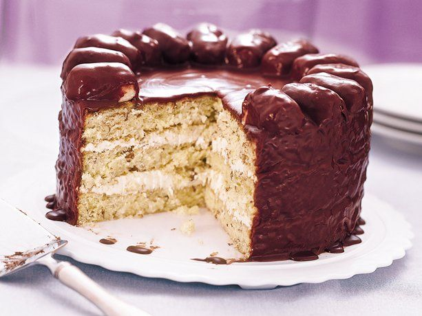 Cake Recipes With Chocolate Bars
