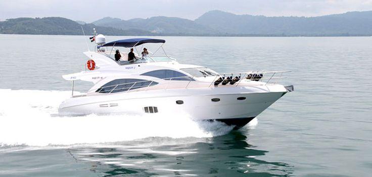 Majesty 56 - Boranova Denizcilik #yacht