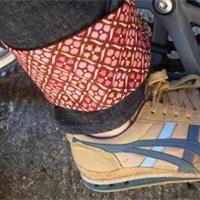 Un accessoire très utile pour faire du vélo et garder intact ses bas de pantalon