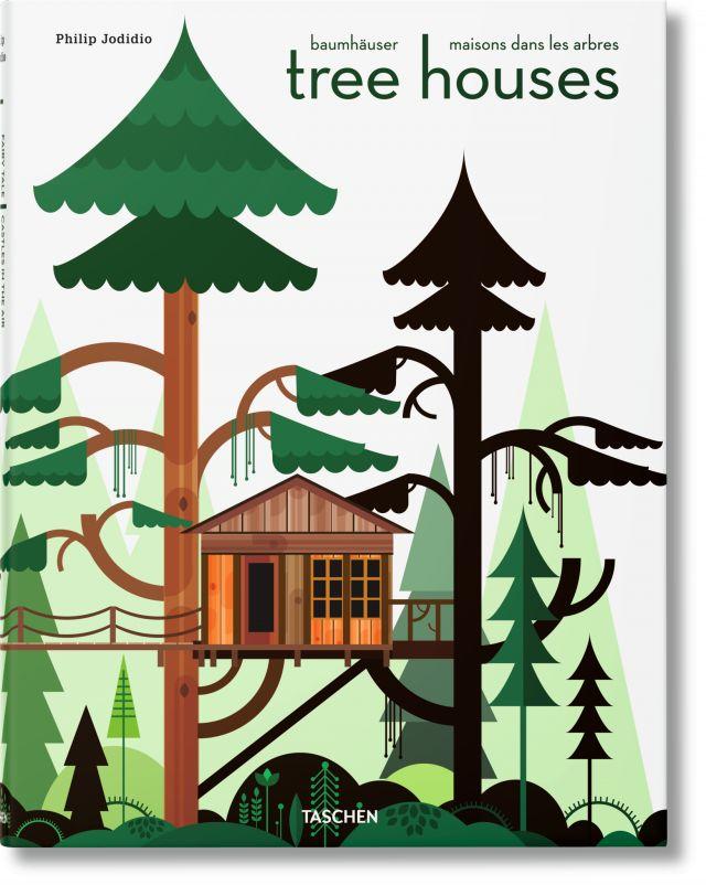Eine Reise zu den schönsten, komfortabelsten und verrücktesten Baumhäusern. Erschienen im TASCHEN Verlag