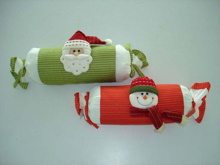 Decorar con cojines navideño