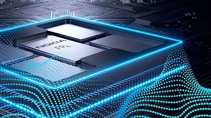 Nokia FP4 il processore di rete più veloce di sempre