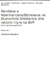 Rëndësia e Ndërmarrjeve/Bizneseve në Ekonominë Shtetërore dhe ndikimi i tyre në BVP rendesia e biznesit – Fjala Ime